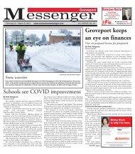 Groveport Messenger - February 21st, 2021