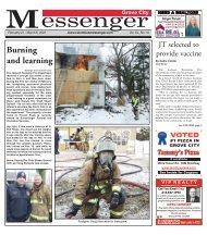 Grove City Messenger - February 21st, 2021