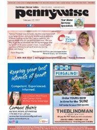 Feb 22, Pennywise – Castlegar, Slocan Valley