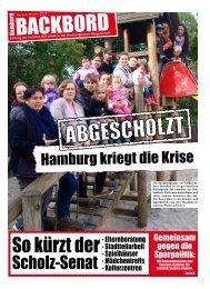 Hamburg kriegt die Krise - DIE LINKE. Fraktion in der ...