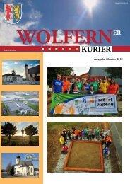 Grundbuch neu - Wolfern