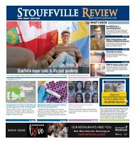 Stouffville Review, March 2021