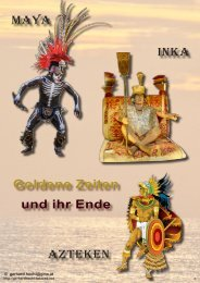 Azteken, Maya und Inka