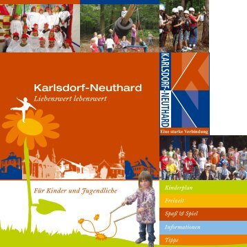 pdf-Download Kinderplan - in Karlsdorf-Neuthard