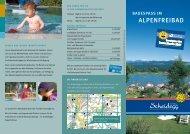 ALPENFREIBAD - Scheidegg