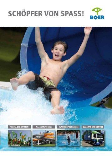 Wasser recreation - Boer Speeltoestellen