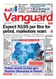 22022021 - Expect N195 per litre for petrol, marketers warn
