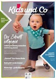 Kids und Co Ostthüringen, Ausgabe Februar 2021