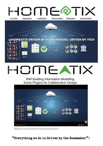 Home@ix a Look at BIM Building Information Modelling.