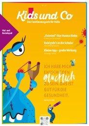 Kids und Co Halle, Ausgabe Februar 2021