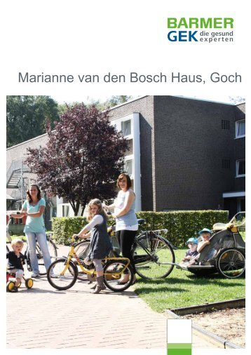 Marianne van den Bosch Haus - Goch ( PDF , 327 - Barmer GEK
