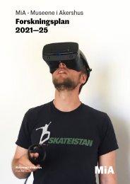 MiAs forskningsplan 2021-25
