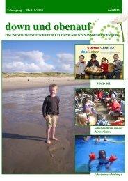 Zeitung Juli 2011 - Elternrunde Down-syndrom Regensburg