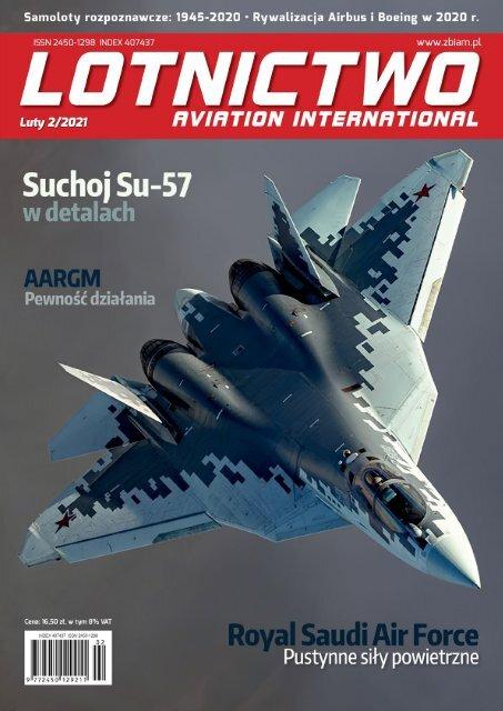 Lotnictwo Aviation International 2/2021 promo