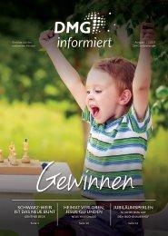 DMG-informiert 1/2021