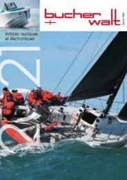 Catalogue Bucher + Walt 2021