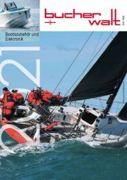Katalog Bucher + Walt 2021