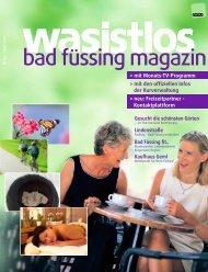 wasistlos badfüssing-magazin - Ausgabe Mai 2010 - Badfuessing ...