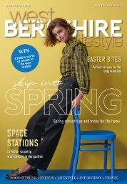 West Berkshire Lifestyle Mar - Apr 2021