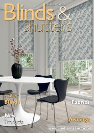 Blinds & Shutters - Issue 2-2020 (April)