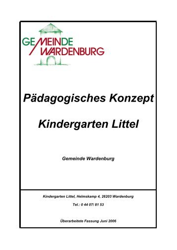 Zwerge wichtel kobolde for Konzept kindergarten