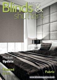 Blinds & Shutters - Issue 4-2020 (September)