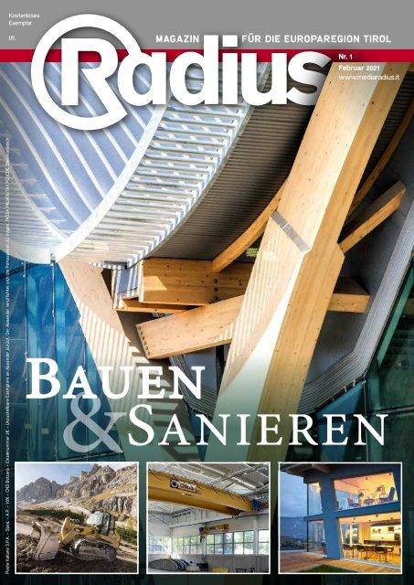 Bauen & Sanieren 2021