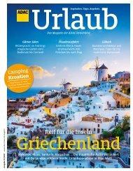 ADAC Urlaub Magazin, März-Ausgabe 2021, Nordrhein
