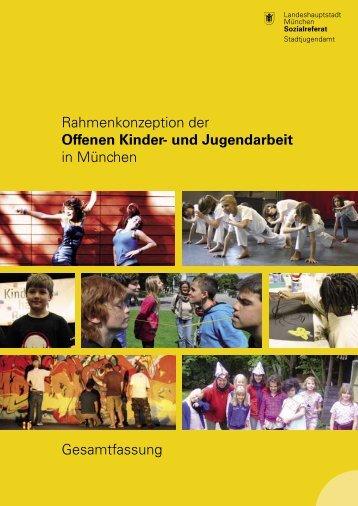Offenen Kinder- und Jugendarbeit - Wir sind die Zukunft