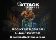 Attack Fitness Brochure 2021