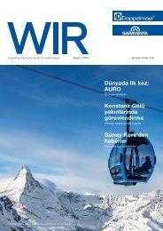WIR 01/2021 [TR]