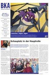 Berner Kulturagenda N°7