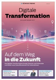 2021/08 | Digitale Transformation | Unternehmen! 2021