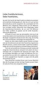 Der Spielraum wird enger - Frankfurt am Main - Seite 3