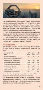 Der Spielraum wird enger - Frankfurt am Main - Seite 5