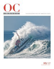 Oregon Coast Waves - 1.7 - February/March