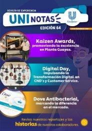 Revista Uninotas Edición 64