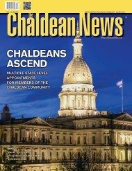 Chaldean News –March 2021