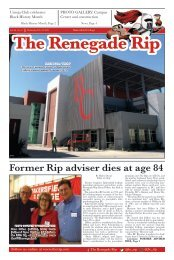 Renegade Rip Issue 2, February 24, 2021