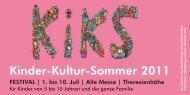 d_178kiksfestival201.. - Kultur & Spielraum eV