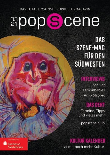 POPSCENE März 03/21