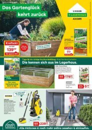 Lagerhaus Flugblatt März N°1/2021
