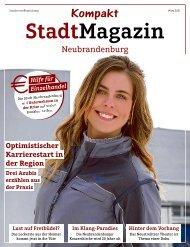 Kompakt - StadtMagazin Februar 21