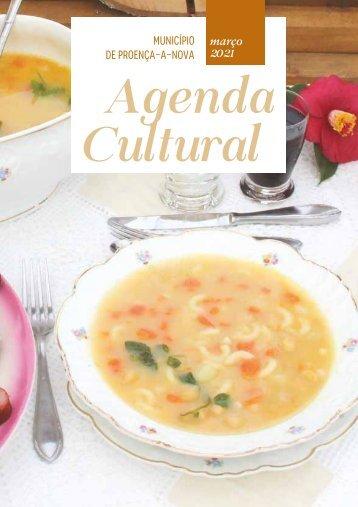 Agenda Cultural de Proença-a-Nova - Março 2021