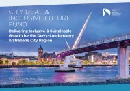 City Deal & Inclusive Future Fund