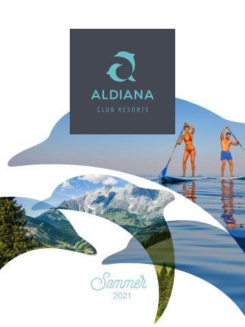 Aldiana Sommerkatalog 2021