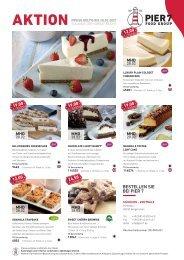 Pier7 Lagerverkauf Kuchen-MHD