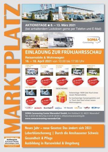 Marktplatz Harsewinkel 237 - 02/2021