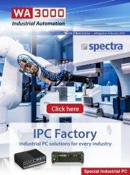 WA3000 Industrial Automation February 2021 - International Edition