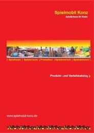 Spielmobil Konz Spiel(t)räume für Kinder - Jugendnetzwerk Konz